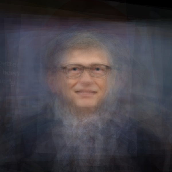 Bill Gates (PeopleBlending)